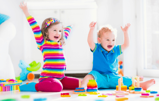 Okul Öncesi Oyunlar Ve Oyuncak Önerileri