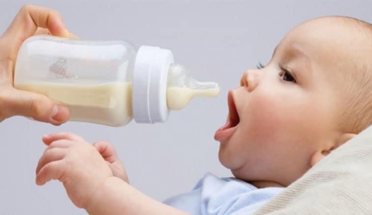 1 Yaşın Altındaki Bebekler İnek Sütünü Sindiremez