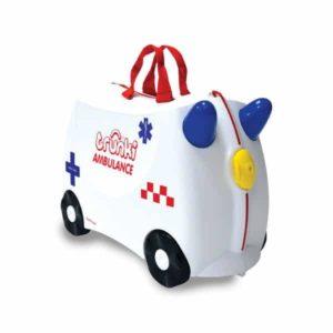 Trunki Çocuk Bavulu Ambulans - Abbie (Antibakteriyel)