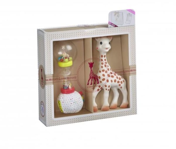 Sophie La Girafe Sophiesticated Yeni Doğan Seti 9