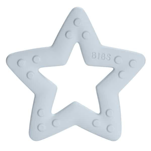 Bibs Baby Bitie Diş Kaşıyıcı Star Baby Blue