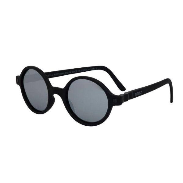 "Kietla Güneş Gözlüğü ""Crazyg-Zag Sun"" 4-6 Yaş Black Rozz"