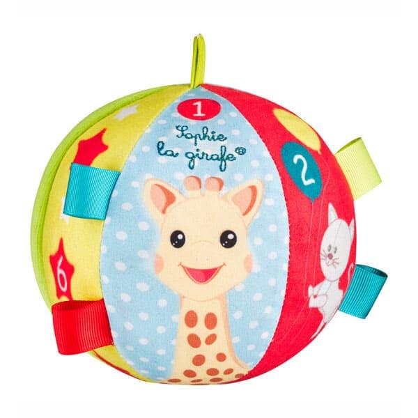 Sophie la Girafe İlk Yumuşak Topum