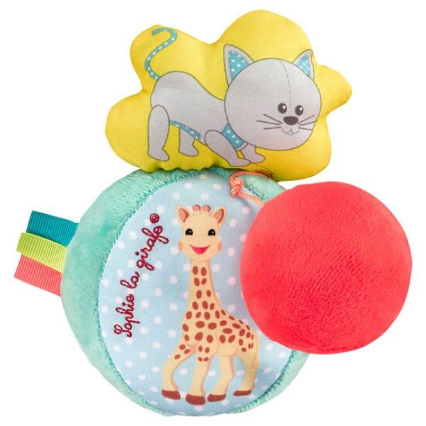 Sophie la Girafe Müzikli Titreşimli Yumuşak Top