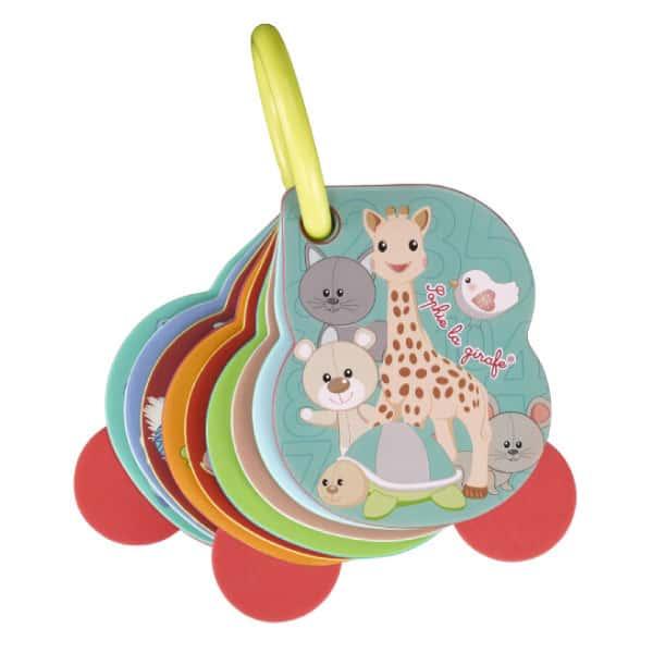 Sophie La Girafe Numero Golo Diş Kaşıyıcı Kartlar