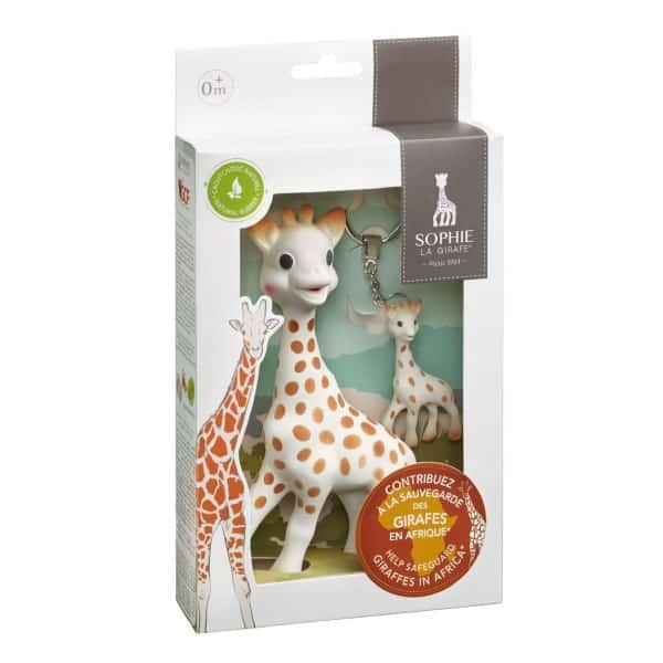 Sophie la Girafe ''Save Giraffes'' Bebek Hediye Seti