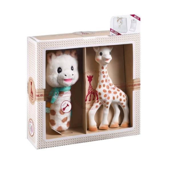 Sophie La Girafe Sophiesticated The Sweety Set