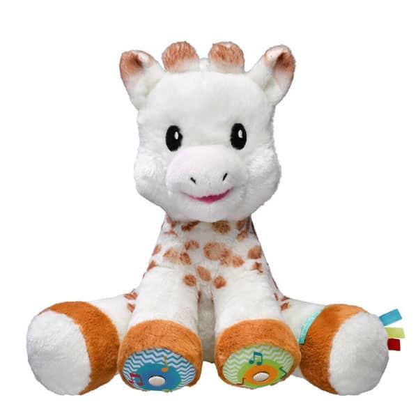 Sophie la Girafe Touch and Play Müzikli Peluş