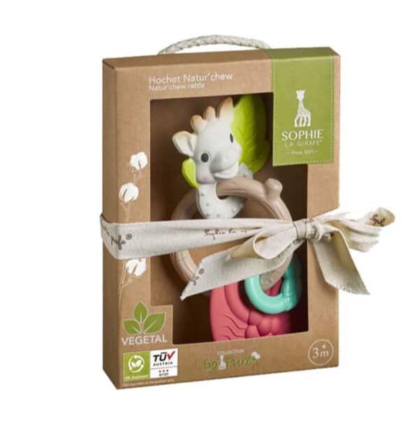 Sophie la Girafe So Pure Bio Natur'chew Çıngırak