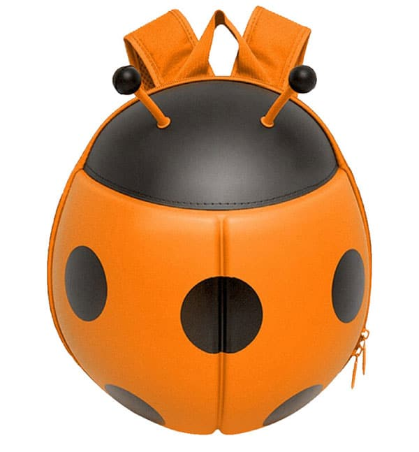Supercute Çocuk Sırt Çantası Ladybug - Turuncu